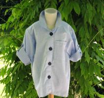 Bluse oder Hemd